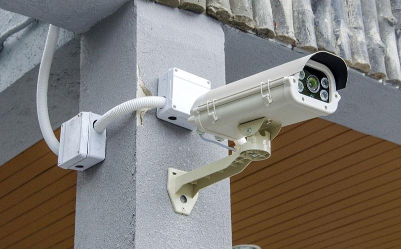 Видеонаблюдение для многоквартирного дома своими руками 10