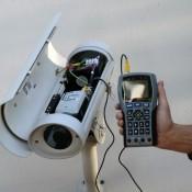 Обслуживание камер видеонаблюдения