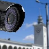 Установка видеонаблюдения САО