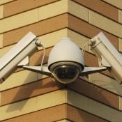 Камеры видеонаблюдения в администрации