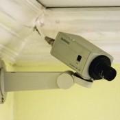 Установка камер видеонаблюдения в больнице