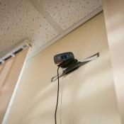 Установка камер видеонаблюдения в детском саду