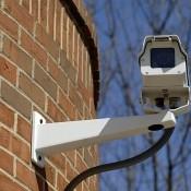 Установка камер видеонаблюдения в новостройке