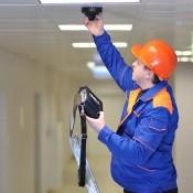 Установка и обслуживание систем видеонаблюдения