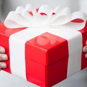 Получите подарок при заказе видеонаблюдения от Active Eye!