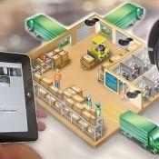 Установка систем видеонаблюдения на предприятии