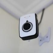 Установка видеонаблюдения в клинике