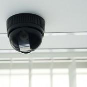 Система видеонаблюдения в помещении