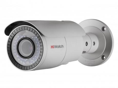 1Мп цилиндрическая HD-TVI видеокамера HiWatch с ИК-подсветкой до 40м - DS-T106