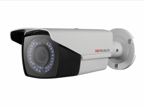 2Мп цилиндрическая HD-TVI видеокамера HiWatch DS-T206S
