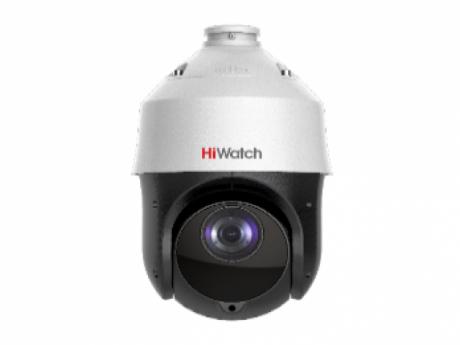 2Мп уличная поворотная IP-камера HiWatch с EXIR-подсветкой до 100м - DS-I225