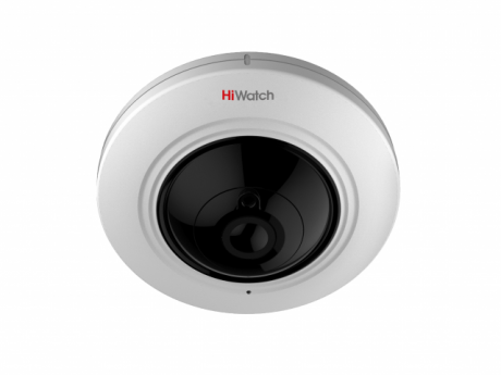 3Мп панорамная IP-видеокамера HiWatch - DS-I351