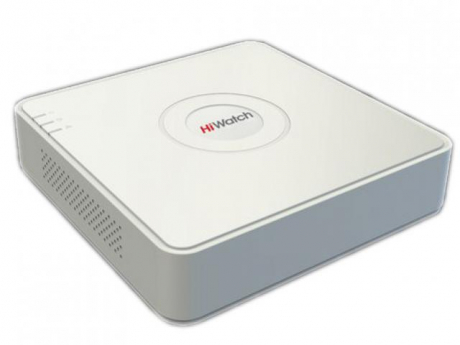 Гибридный HD-TVI регистратор DS-H104G (4-канальный)