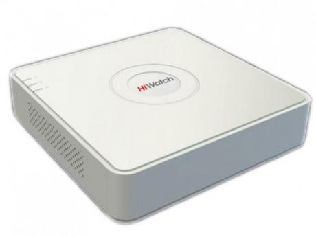 Гибридный HD-TVI регистратор DS-H104U(B) (4-канальный)