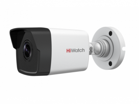 Цилиндрическая IP-видеокамера с EXIR-подсветкой до 30 м DS-I100(B)