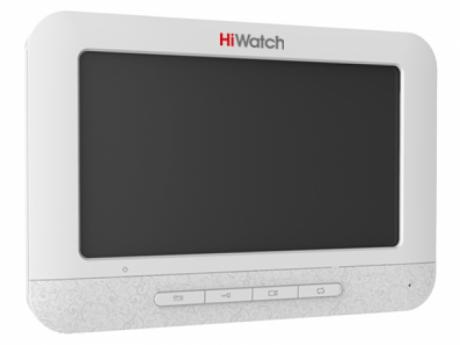 Монитор HiWatch DS-D100MF