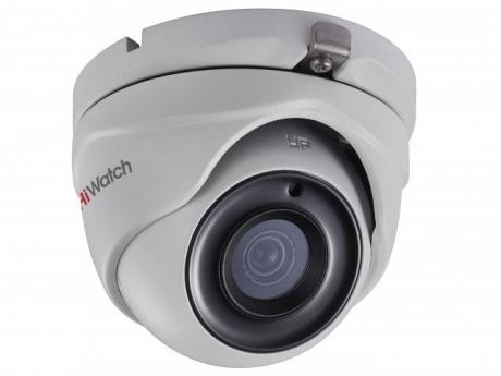 Купольная TVI камера HiWatch DS-T503(B)