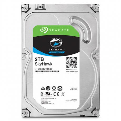 Жесткий диск Seagate SkyHawk 2Tb