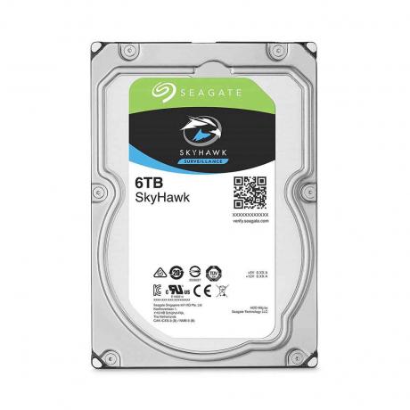 Жесткий диск Seagate SkyHawk 6Tb
